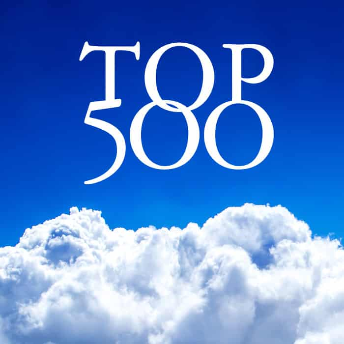 Top 500 Most Search Engine Optimized Sites on the Internet