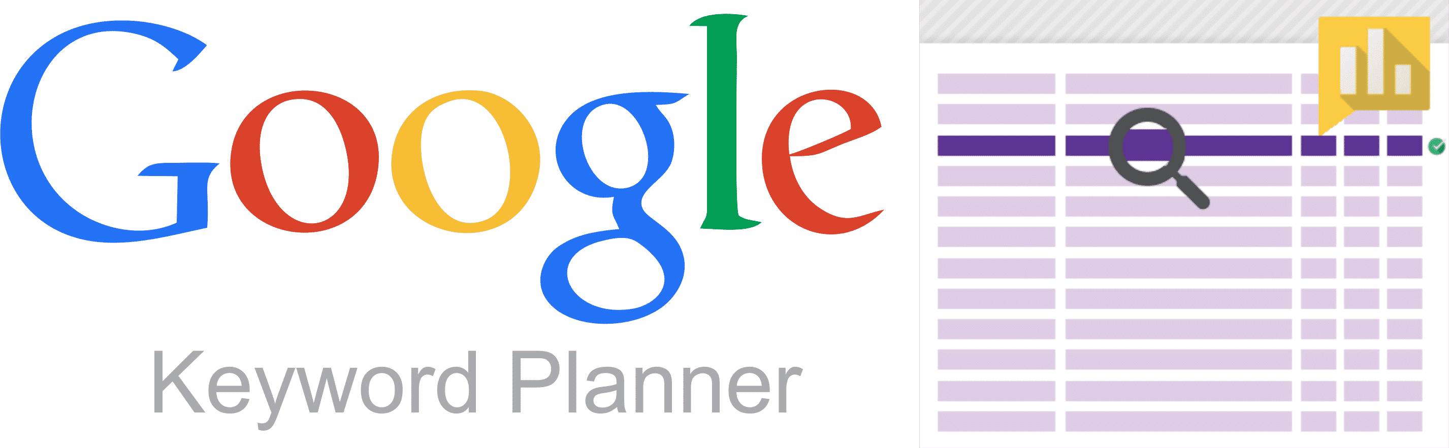 Is there activity history in Google's Keyword Planner?